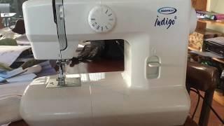 How to Set Up New Sewing Machine (Semco, Indigo)