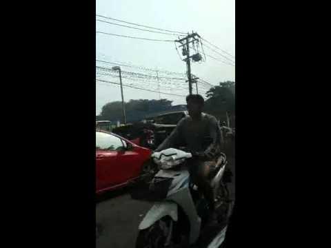 タイでの事件