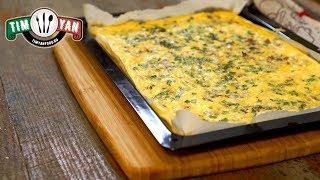 Как приготовить омлет. Простой рецепт омлет с сыром и фаршем