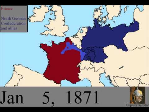 The Franco-Prussian War: Every Day