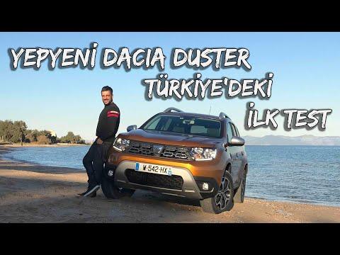 Doğan Kabak | 2018 Yeni Dacia Duster | İlk Sürüş