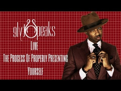 Style Speaks: The Process Of Properly Presenting Yourself