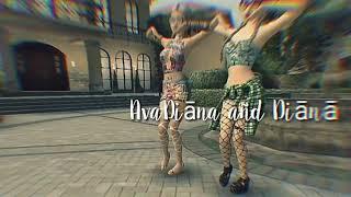 Avakin Life Music Video|HOMIE-Лето снаружи лето внутри|
