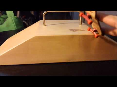Tech Deck Wooden Sk8 Ramp Review How To Save Money And