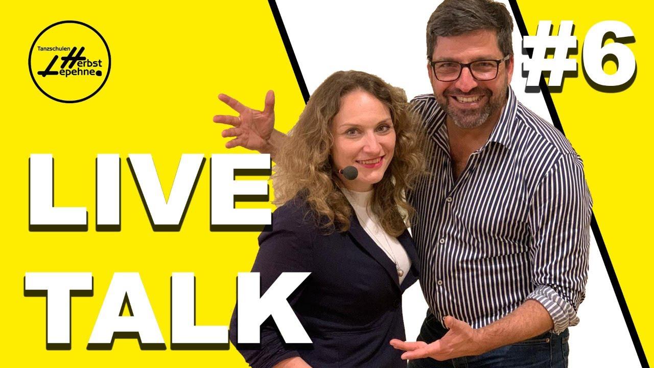 LIVE TALK #6 - Talkrunde mit Thomas und Miriam