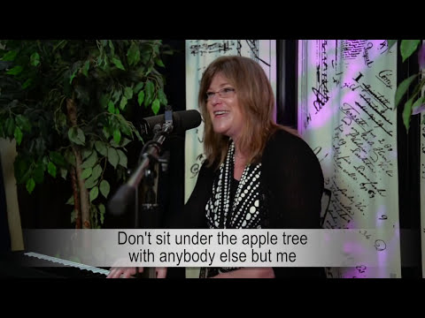Don't Sit Under the Apple Tree, Recreation Sing Along for Seniors, Activities for Long Term Care