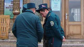 Мелиса ўлдирилди - Избосканлик ИИБ лейтенанти рейд пайтида уриб ўлдирилди