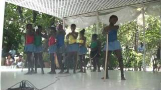 Haiti Dance Performance 5 - African Drums
