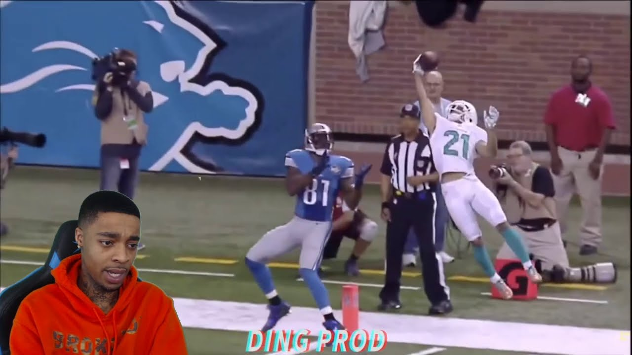 """FlightReacts NFL """"Defying Gravity"""" Moments 