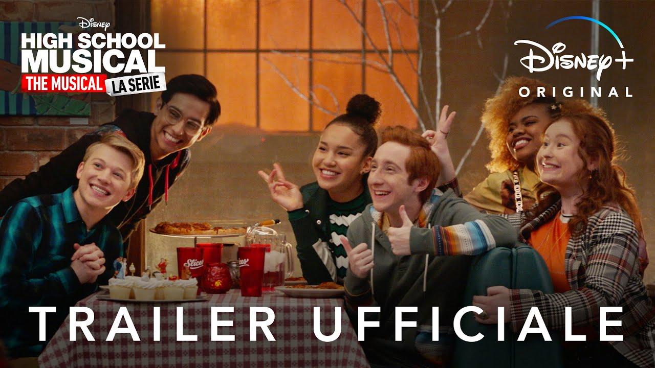 Disney+ | High School Musical: The Musical: La Serie | Stagione 2 - Trailer Ufficiale