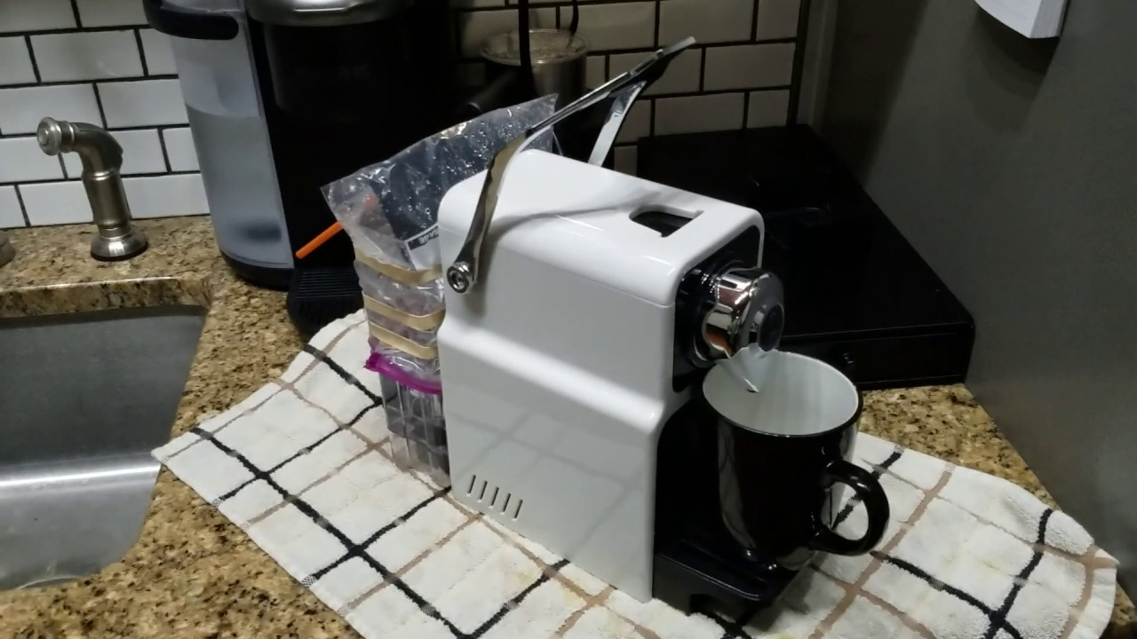 How To Fix Mueller Espresso Machine Not Pumping Youtube