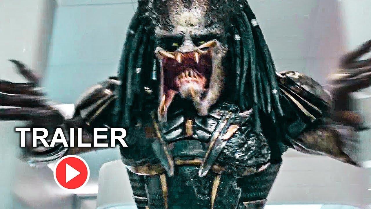 El Depredador Trailer  Subtitulado Espanol Latino