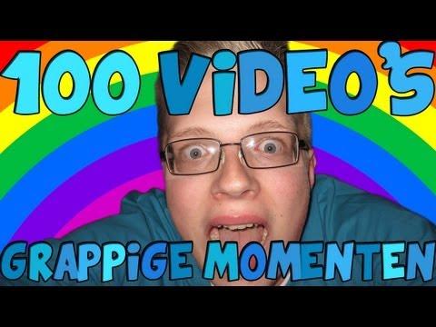 Grappige momenten met Melvin! - 100e video 'special'!