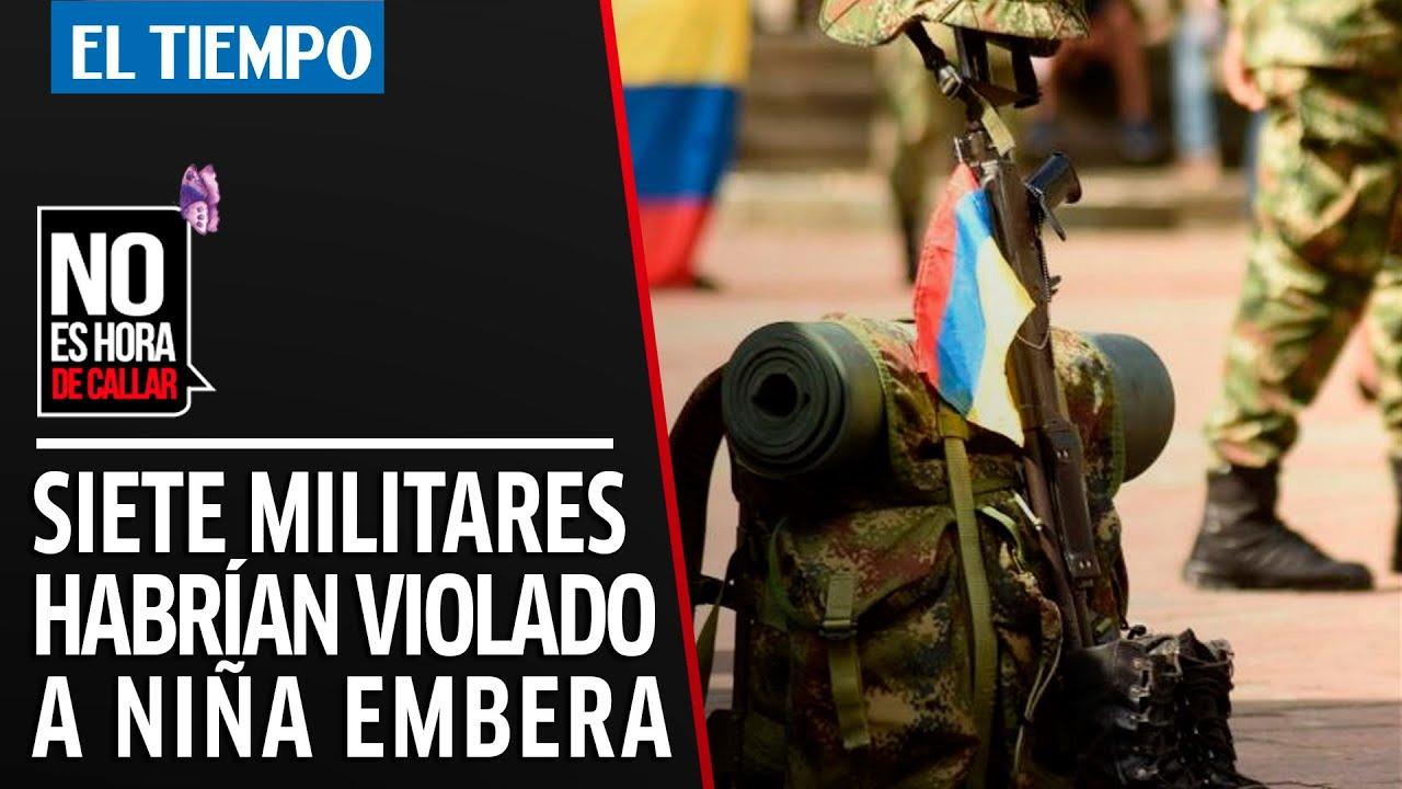 Niña indígena habría sido violada por militares en Risaralda ...