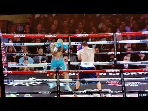 {REVISED}AMPD BOXING: MIGUEL COTTO VS DANIEL GEALE AFTERMATH/RESULTS