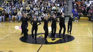 AVHS Dance Squad- Pink Panther/Spy Dance