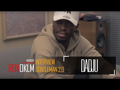 "DADJU "" Gentleman 2.0 "" - RdvOKLM (Interview)"