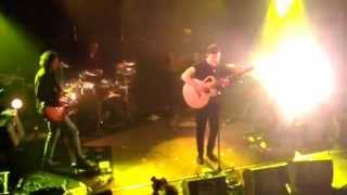"Malky ""Lampedusa"" live@Divan du Monde/MaMA Paris Oct. 14th 2015"