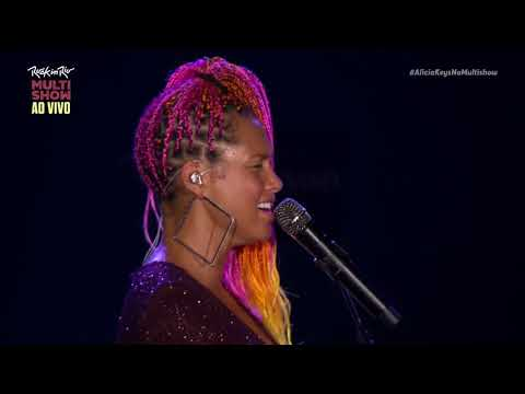 Alicia Keys - Rock in Rio 2017 Full Concert