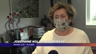 Yvelines | À Plaisir, les masques des agents de la ville sont recyclés par une entreprise locale