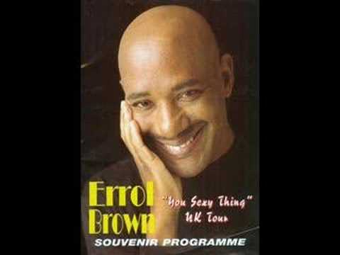 This time I know its forever - Errol Brown