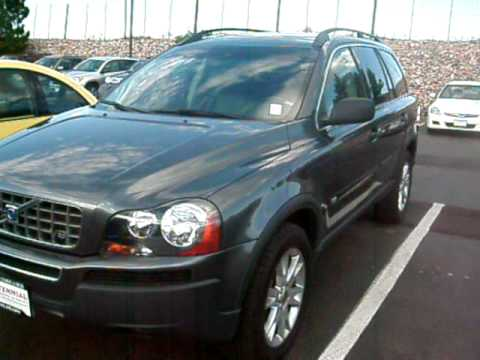2006 volvo xc90 awd used for sale auto broker co youtube. Black Bedroom Furniture Sets. Home Design Ideas