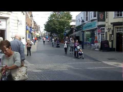 Town Centre, Ramsgate, Kent.