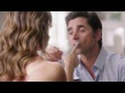 John Stamos Sexy Dannon Oikos Greek Yogurt Commercial  The Spill  Full House  Bob Saget