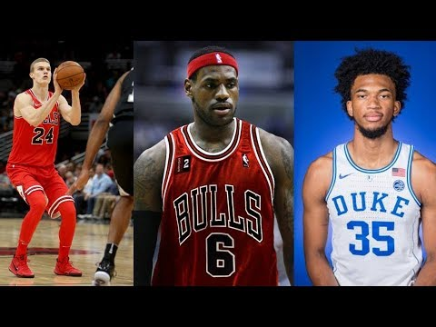 How the Chicago Bulls Can BREAK THE NBA