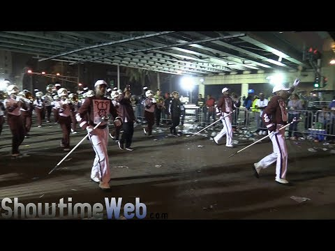 Marching Bands of The Morpheus Parade - 2018 Mardi Gras