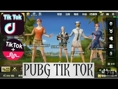 PUBG TIK TOK FUNNY DANCE AND FUNNY MOMENTS PART 02