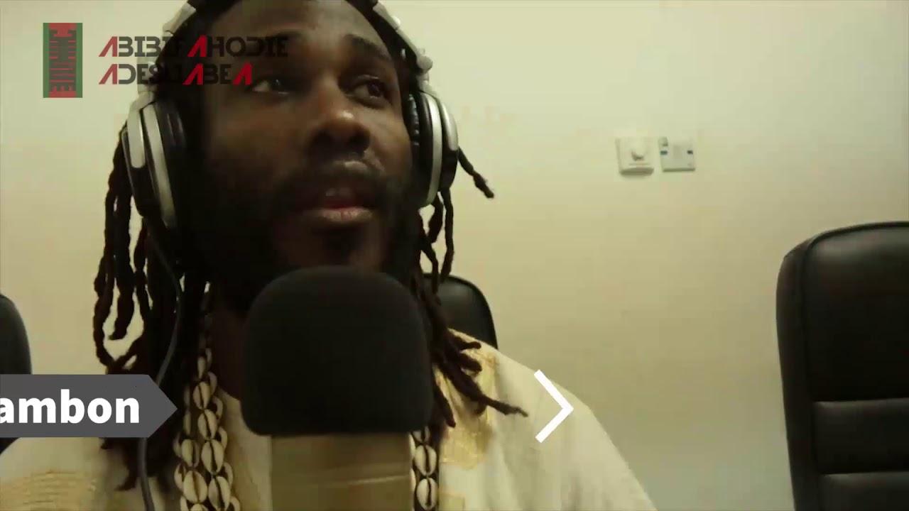 Abibifahodie Adesuabea on Radio Univers - Dr. Ọbádélé Kambon
