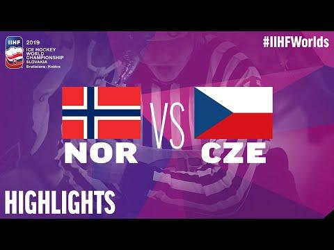 Norway vs. Czech