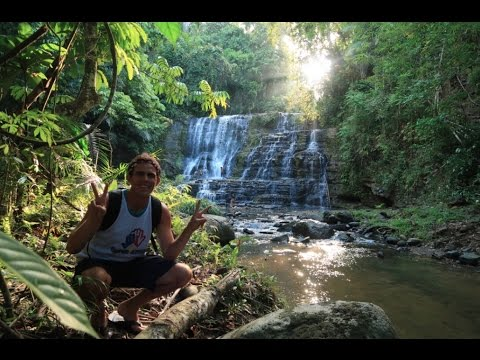 A Far Away Place (Jungle Waterfall Philippines)