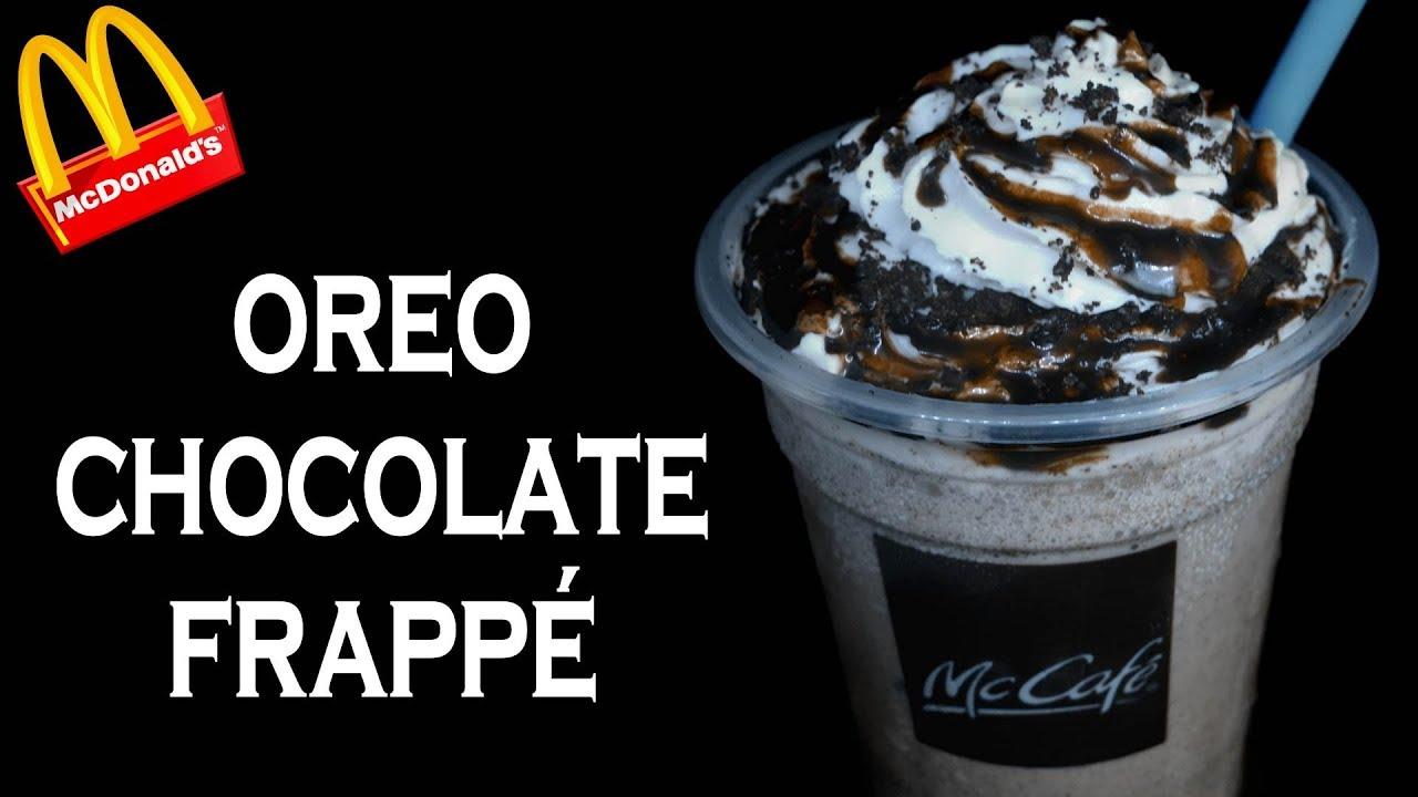 mccafe coffee how to make