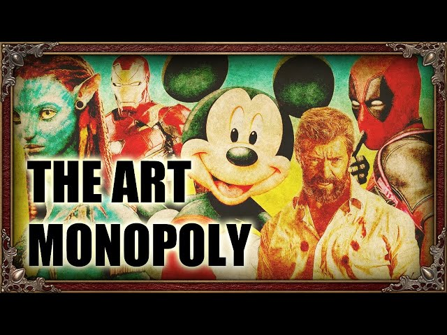 In Time: Disney and the Art Monopoly