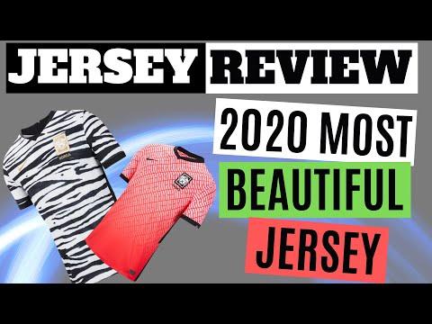 Camisa MAIS LINDA de 2020! Veja a camisa número 1 e a SENSACIONAL número 2 da Coréia do Sul!
