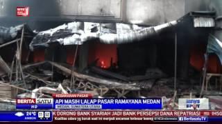 Gambar cover Padamkan Kebakaran Ramayana Medan, 30 Mobil Kebakaran Dikerahkan