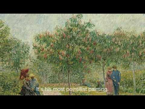 Vincent van Gogh in Paris: Montmartre