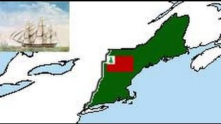 What if New England seceded in the War of 1812?