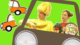 فوزي موزي وتوتي – السيارة المعطلة – Broken car