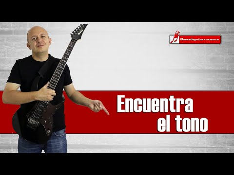 Como encontrar el tono de una canción tutorial para guitarra from YouTube · Duration:  9 minutes 16 seconds