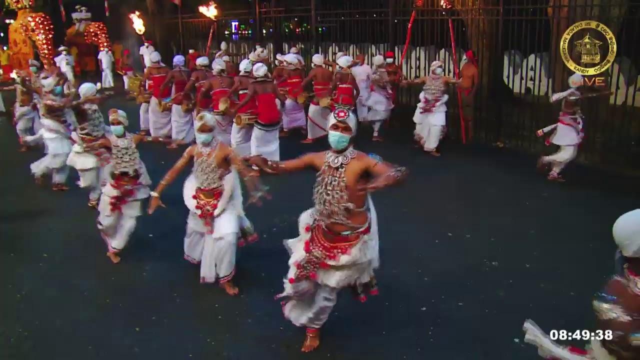 Download The Kandy Esala Perahera 2021