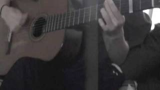 Crazier by Taylor Swift (guitar cover)