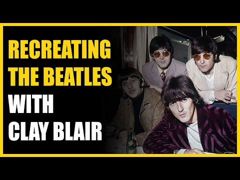 Recreating The Beatles Tones with Clay Blair at Boulevard Recording - Warren Huart
