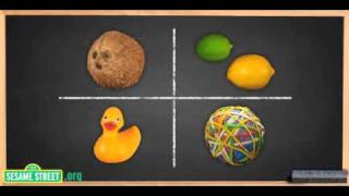 Sesame Street Science: Sink Or Float?  - Start The Experiment Here