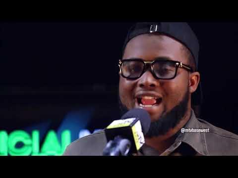 Chinko Ekun freestyles on the Official Naija Top 10
