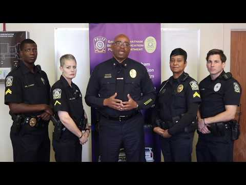 Chief Terry Enoch Of SCCPSS Campus Police Talks School Safety And Security