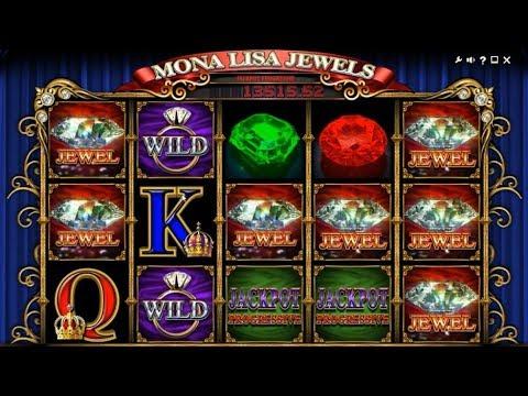 Spiele Mona Lisa Jewels - Video Slots Online