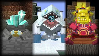 Mowzie's Mobs (Minecraft Mod Showcase)